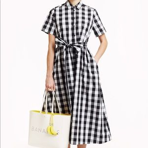 Kate Spade NWT broome street dress